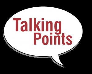 talking points illustration